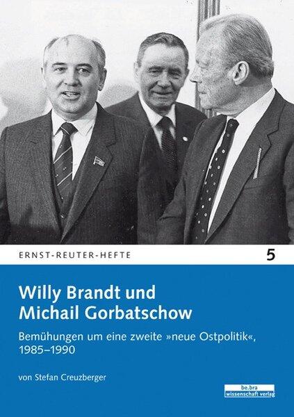 Willy Brandt und Michail Gorbatschow