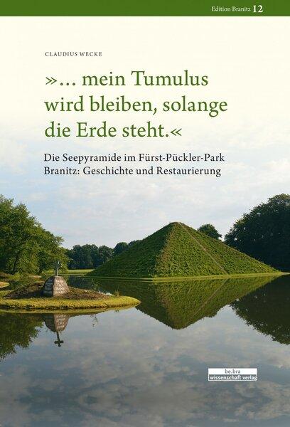 Die Seepyramide im Fürst-Pückler-Park Branitz